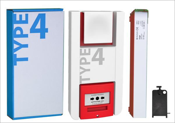 retrouvez toutes les alarmes incendie mat riel de protection incendie et extincteurs. Black Bedroom Furniture Sets. Home Design Ideas