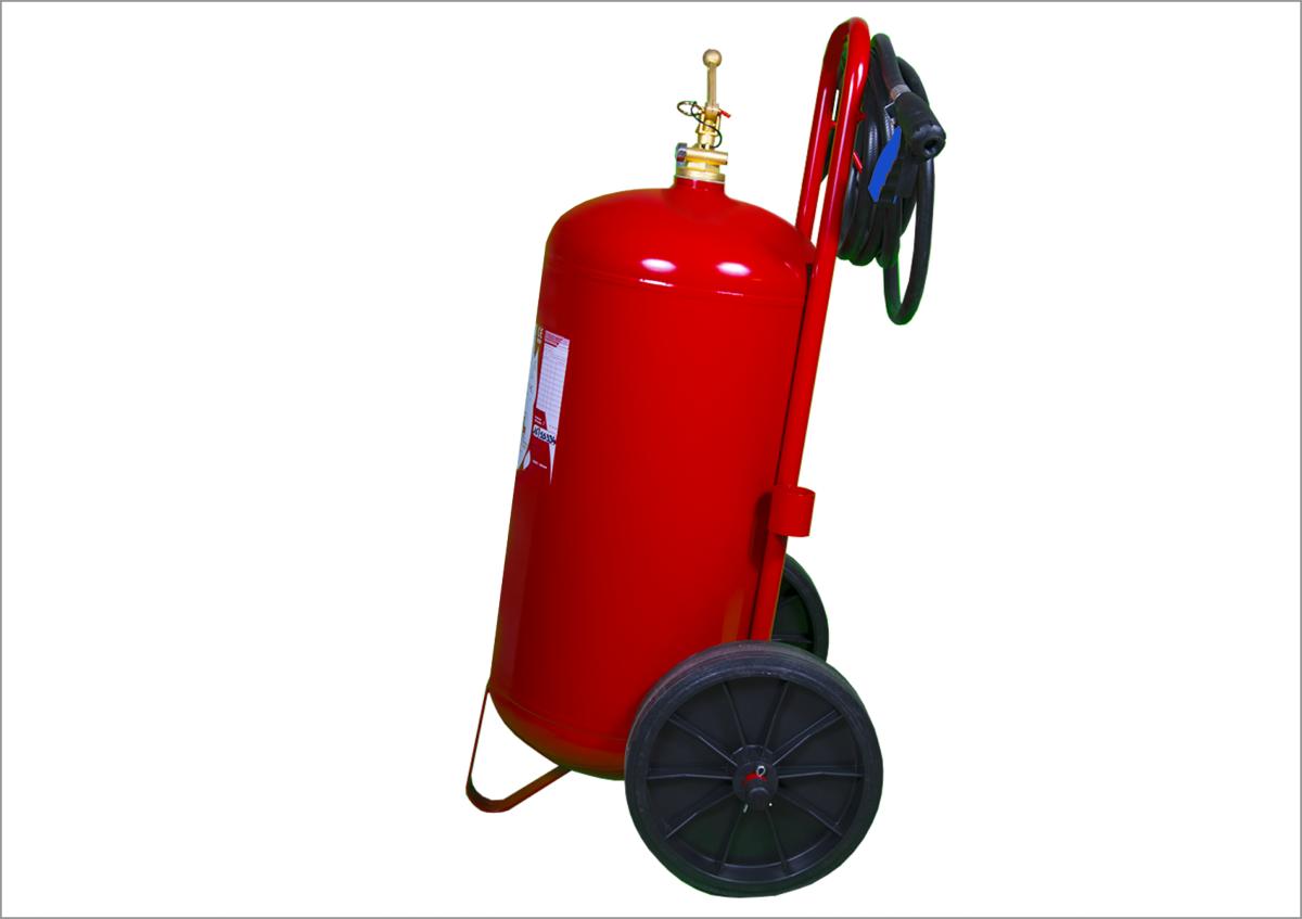 extincteur eau pulv ris e avec additif 50 litres pression permanente. Black Bedroom Furniture Sets. Home Design Ideas